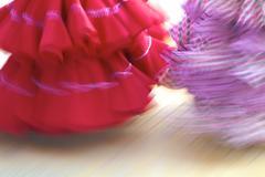 Flamenco dancers, jerez de la frontera, cadiz province, andalusia, spain, eur Stock Photos