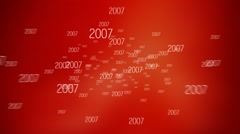 New Year 2015 - Red Stock Footage