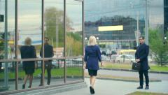 Business Expectations Stock Footage