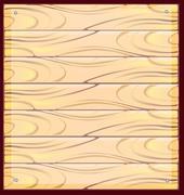 Western wood background Stock Illustration