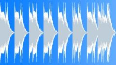 Stock Music of Happy Woodpecker: drum loop, tedious, eccentric, modern