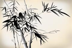 Stock Illustration of bamboo