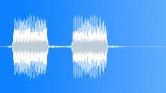 Beep Double Short 09 - sound effect