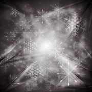 Abstract X-mas background. Vector illustration Piirros