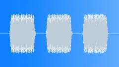 Beep Multiple Short 02 Sound Effect