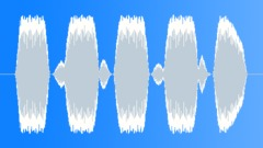 Beep Multiple Short 07 Sound Effect