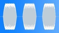 Beep Multiple Short 08 - sound effect