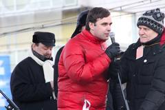 politician konstantin jankauskas - stock photo