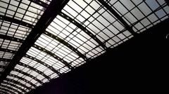 Paddington Railway Station London Stock Footage