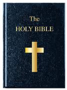 the holy bible - stock illustration