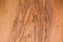 realistic wood veneer with interesting growth rings - stock photo