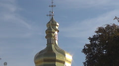 St. Volodymyr's Cathedral Stock Footage
