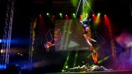 Stock Video Footage of Circus  show