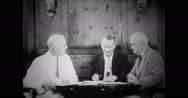 U.S. Maritime officers in a meeting Stock Footage