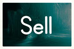 sell concept - stock photo