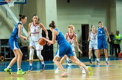 Basketball game Kuvituskuvat