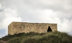 Stock Photo of Old Fortress