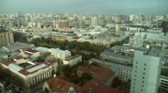 Baku, Capital of Azerbaijan Stock Footage