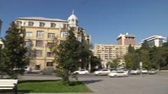 Baku, Capital of Azerbaijan - stock footage