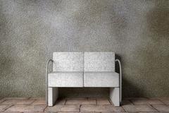 Stock Illustration of armchair