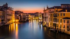 Venice Grand Canal - stock photo
