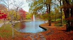 Ohio State - Mirror Lake 1080/24p Arkistovideo