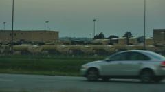 Fort Wayne Indianna Stock Footage