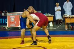 Sports wrestling Kuvituskuvat