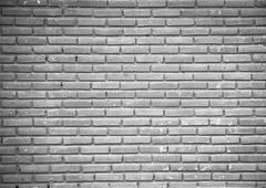 grungy of block wall - stock photo