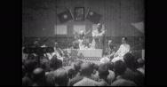 Mao Tse-tung giving speech Stock Footage