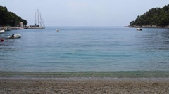 Skopelos Island, Greece Stock Footage