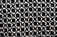 fabric pattern - stock photo