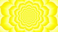Manipura. Optical  visual  looping illusion no rotation Stock Footage
