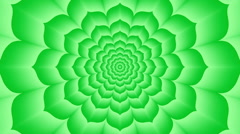 Anahata. Optical  visual  looping illusion no rotation - stock footage