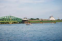 Detroit river shipping Kuvituskuvat