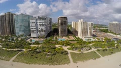 Bal Harbour UHD 4k Stock Footage