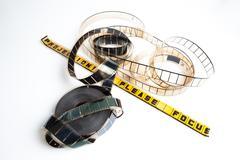 Film reel: projectionist please focus Kuvituskuvat