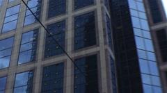 Skyscraper Window Timelapse FullHD - stock footage