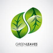 Nature Vector illustration - stock illustration
