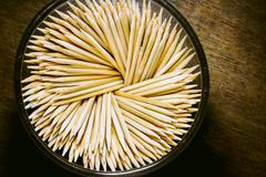 Toothpick Stock Photos