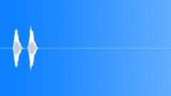 Menu Button Click Double 04 Sound Effect