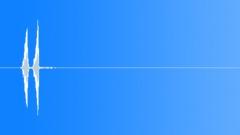Menu Button Click Double 06 Sound Effect