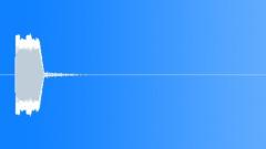 Menu Button Click Electronic 06 Sound Effect