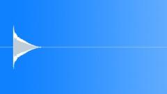 Menu Button Click Percussive 04 Sound Effect