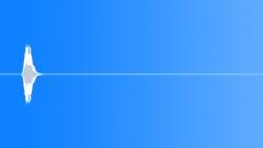 Menu Button Click Snap 01 Sound Effect