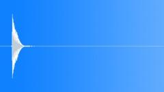 Menu Button Click Snap 03 Sound Effect