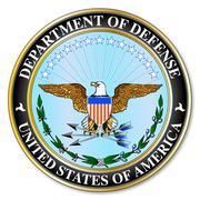 Department of defense Stock Illustration