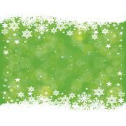 christmas greeting card. - stock illustration