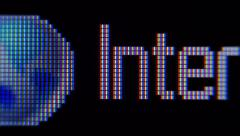 Internet included Stock Footage