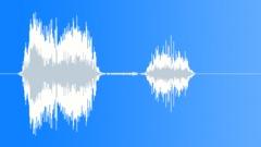 Big Bear Growls - 11 - sound effect